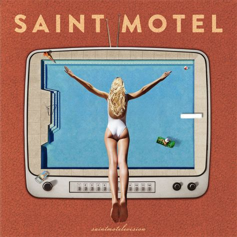 For Elise, a song by Saint Motel on Spotify Music Album Covers, Music Albums, Indie Music, Indie Pop, Poster Wall, Poster Prints, Saint Motel, Music Collage, For Elise