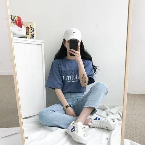 Women classic outfits idea stylish summer 2020 cute korean fashion vsco school