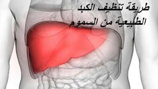 طريقة تنظيف الكبد الطبيعية من السموم Liver Cleaning