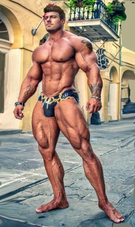 Street Stallion Muscle Men