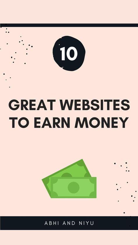 Learning is EARNING! Best free websites to EARN money!