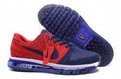 Retail Nike Air Max 2017 KPU Dark BlueRed Men's Running