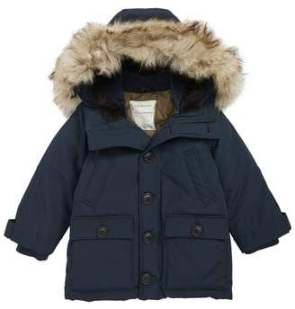 9056672fffa7 J.Crew crewcuts by Primaloft(R) Insulated Fishtail Parka with Faux ...