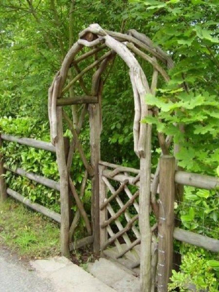 Wonderful Garden Arch Ideas It Is Sometimes Said That Every Garden Should Have An Archway However Garden Gate Design Garden Archway Garden Gates And Fencing