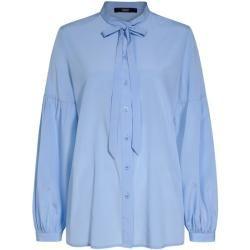 Blusen Damen und Hellblau
