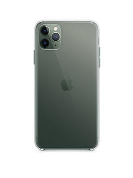 Iphone 11 Pro Max Clear Case In 2020 Apple Iphone Clear Cases Iphone