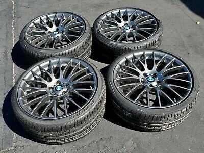 Advertisement Ebay New 21 Bmw F01 Factory Oem 312 Wheels Rims