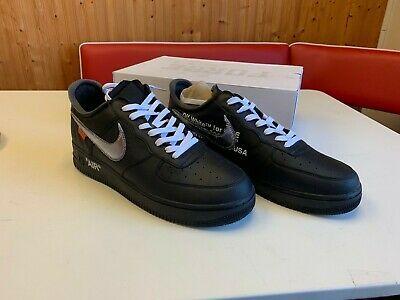 eBay Sponsored) NEW Nike Off White Air Force 1 '07 Virgil x