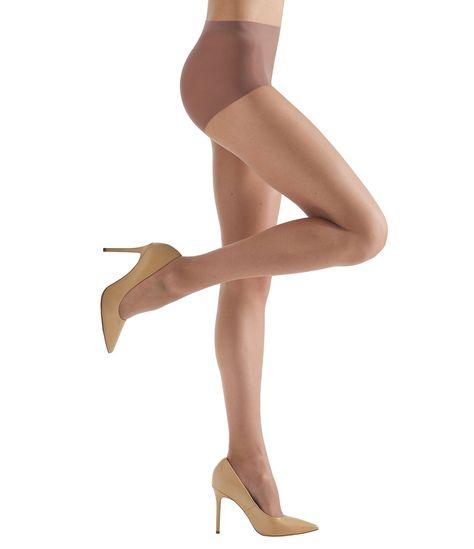 Natori Silky Sheer Tights - Honey M