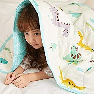 Hiseeme Cooling Weighted Blanket For Kids 7lbs 41 X60 Single