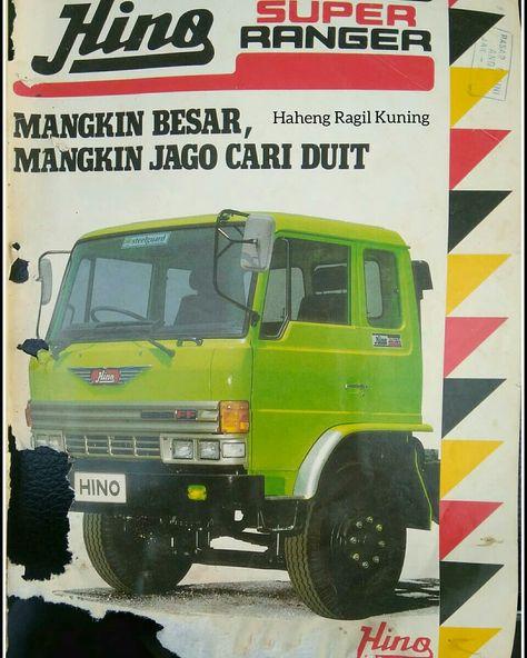 Iklan Hino Renger Indonesia Periklanan