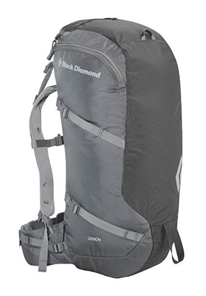 Black Diamond Demon Pack Review With Images Large Backpack Best Ultralight Backpack Black Diamond