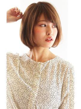 30代・40代・50代】大人の女性に人気のひし形ボブ【2019
