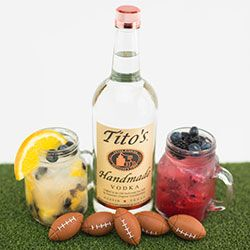 Super Sunday with a Tito's Kickoff! | Tito's Vodka Stardust Blog