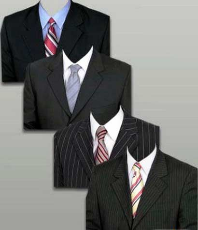 Men Suit Psd Template Photoshop Design Suits Mens Suits