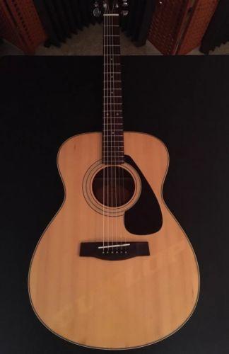 Guitar Vintage Mij Yamaha Fg 152 Acoustic Guitar Nippon Gakki With Case Rare Please Retweet Yamaha Guitar Guitar Acoustic Guitar Photography