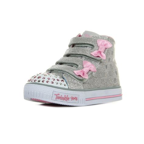 Baskets Twinkle Toes Light Up Doodle Day - Taille : 22;24;20 ...