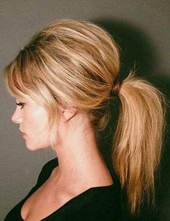 30 Coiffures Qui Subliment La Nuque Coiffure Annee 60 Coiffure Cheveux