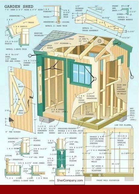 Sheshedplans 10x20 Shed Plans With Loft Diy Lean To Shed Plans Free Freeshedplans8x12 Saltbox Garden Shed Plans Diy Shed Plans Shed Plans Shed Construction