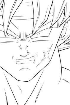 Dibujos De Dragon Ball Z Goku A Lapiz Goku Dibujo A Lapiz Como Dibujar A Goku