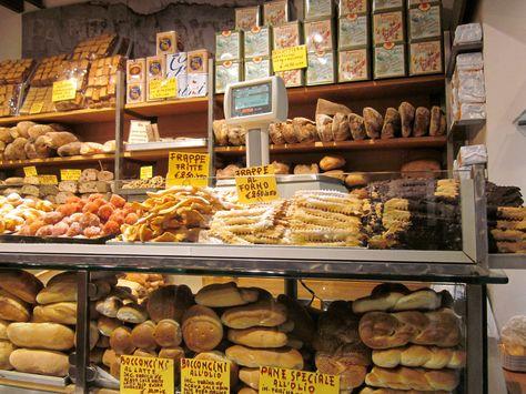 bakery in rome   Fresh bread, Bakery