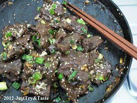Resep Bulgogi Semur Daging Sapi Ala Korea Bulgogi Semur Daging Daging Sapi