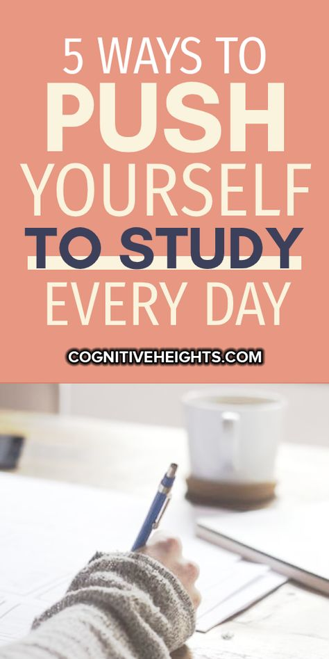 How to Increase Motivation to Study