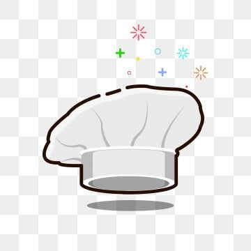Hand Painted Cartoon Chef Hat Cartoon Chef Chef Hat Png And Vector With Transparent Background For Free Download Chefs Hat Cartoon Chef Logo Design Dance