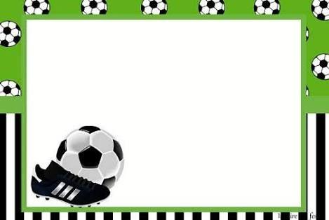 Tarjetas De Cumpleaños De Futbol Para Imprimir Gratis Tarjetas Relacionadas