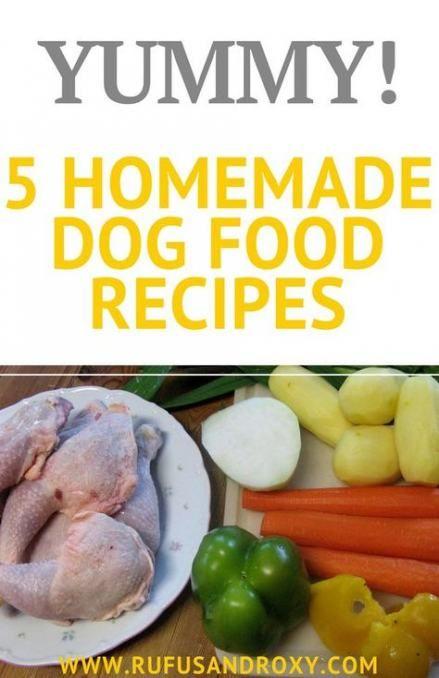 Diy Dog Food Cheap Puppys 28 Ideas Food Diy Healthy Dog Food