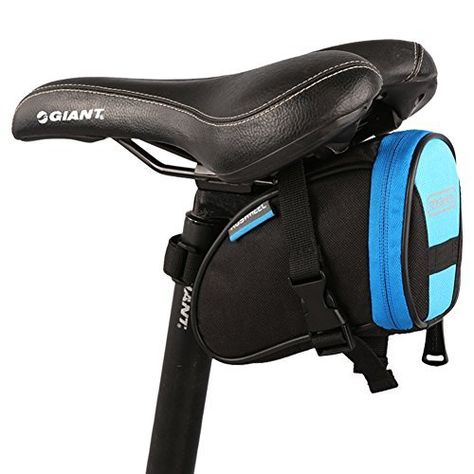 Details about  /Bicycle Waterproof Storage Saddle Bag Bike Seat Cycling Rear Outdoor Pouch Q2U7