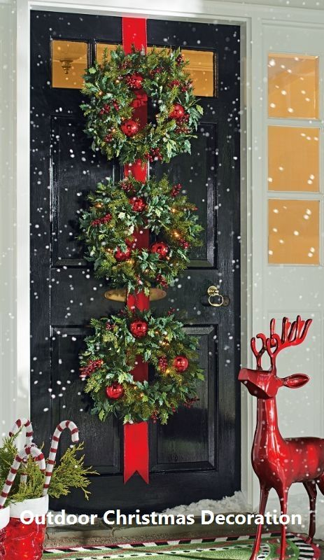 Christmas Decorations 2020 Outdoor Outdoor Christmas Decoration 2020 | Outdoor christmas tree