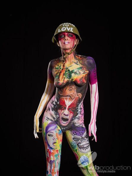 021 33 021 33 Jpg Bodypainting Body Painting Body Art