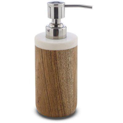 Union Rustic Witzel Round Soap Lotion Dispenser Kitchen Soap
