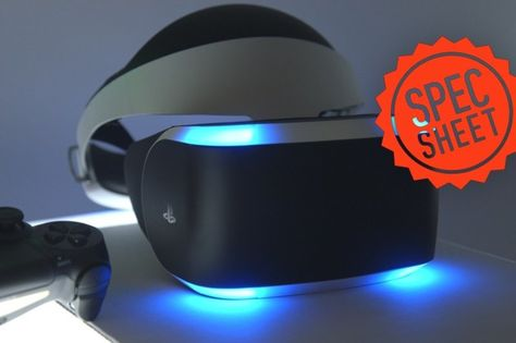 Spec Sheet: Sony's Project Morpheus takes Oculus Rift head-on | The Verge