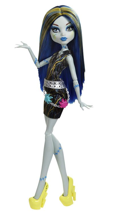 101 best freaky fusion#toni images on Pinterest | Monster high dolls ...