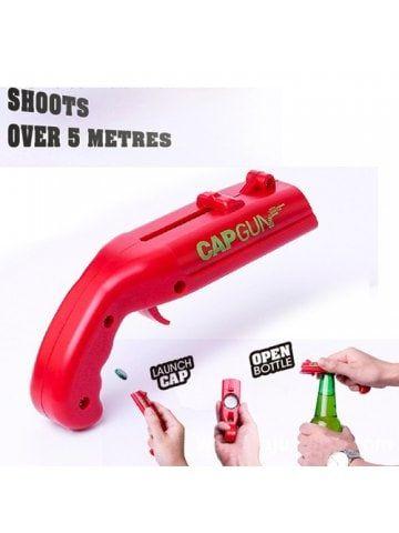 Pistol Catapult Opener Creative Beer Launch Bottle Opener Funny Bar Wine Beer Opener Beer Bottle Opener Unique Bottle Openers