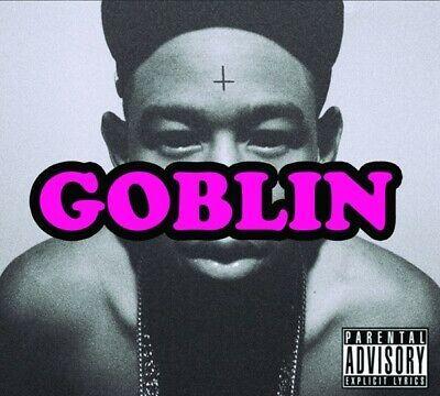 Tyler The Creator Goblin Art Music Album Poster Hd Print 12 16 20 24 Sizes Rap Album Covers Iconic Album Covers Music Album Cover