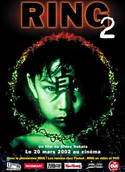 Ringu 2 2002 Peliculas De Terror Terror Japones Peliculas