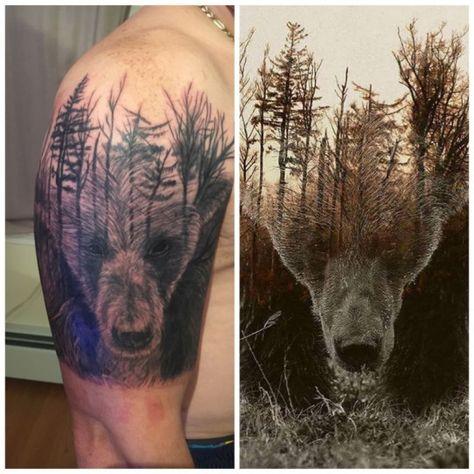 Ideas Tattoo Forearm Wolf Sleeve For 2019