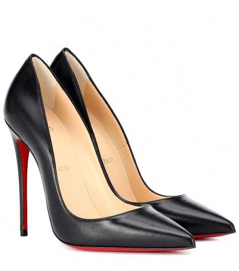 Christian Louboutin So Kate 120皮革高跟鞋 Christianlouboutin Shoes Christian Louboutin Heels Stiletto Heels Christian Louboutin So Kate