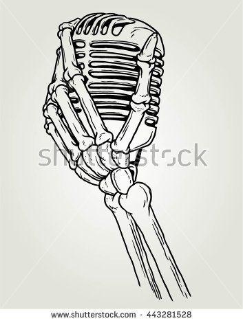 Pin On Skeleton Hands