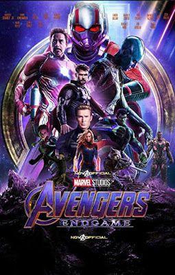 Avengers Endgame 2019 Dual Audio Hindi English 720p Bluray Free