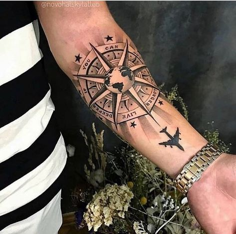 """LikeableTattoo on Instagram: """"Tag a friend who loves tattoo!❤️ Follow @unrivalledtattoo for more amazing tattoo!👈 Credit to @novohatskytattoo ❤️ . . . . . . . . .…"""""""