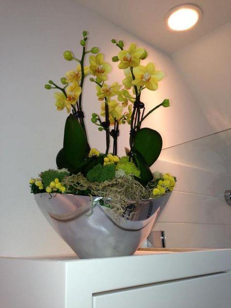 Deko Mit Blumen Orchideen 109 Frische Und Stilvolle Ideen Mit