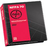 NFPA 70: National Electrical Code (NEC) Loose-Leaf, 2017 Edition