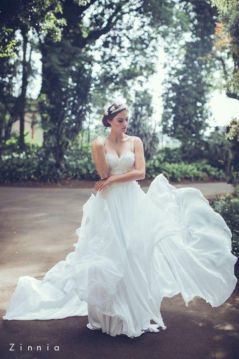 Not all who wander are lost.... Hanrie Lues bridal Fleur de Ballet ...