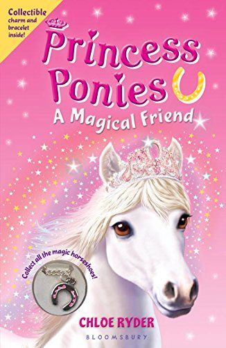 Princess Ponies A Series Of 8 Books Great Beginner Chapter Books