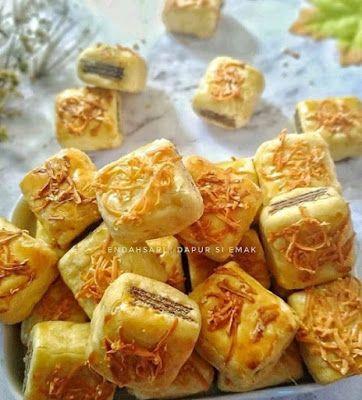 Wafer Cookies Resep Resep Makanan Makanan Dan Minuman