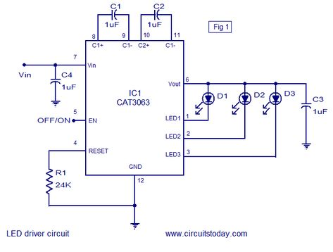 9 Watt Led Bulb Circuit Diagram Circuit Diagram Led Bulb Led Emergency Lights